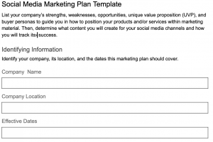 Marketing Plan The Ultimate Guide For 2019 4 Free Templates