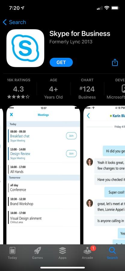 Skype Mobile App Download