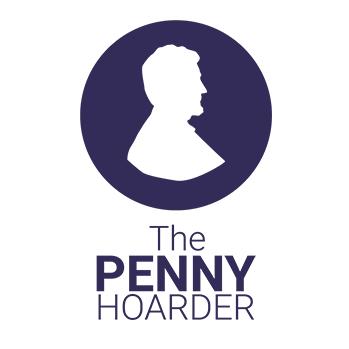 The Penny Hoarder finance blog logo