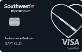 Southwest Rapid Rewards credit card