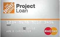 Home Depot Project Loan