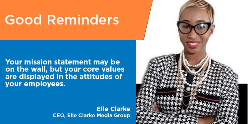 Elle Clarke - customer service quotes - Tips from the Pros