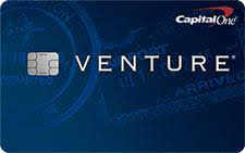 Capital One Venture business credit card