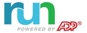 ADP Run logo