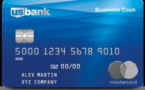 U.S. Bank Business Cash Rewards World Elite MasterCard