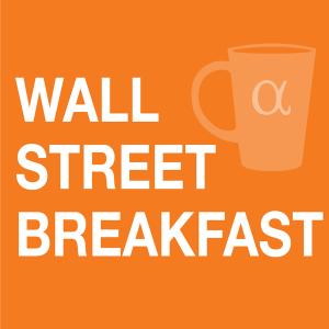 wall street breakfast podcast logo