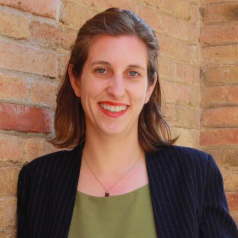 Corina Burri, Marketing Lead with Ofri