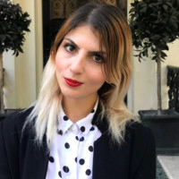 Cristina Maria, Marketing Executive with Commusoft