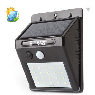 Motion Sensor Solar Outdoor Lights