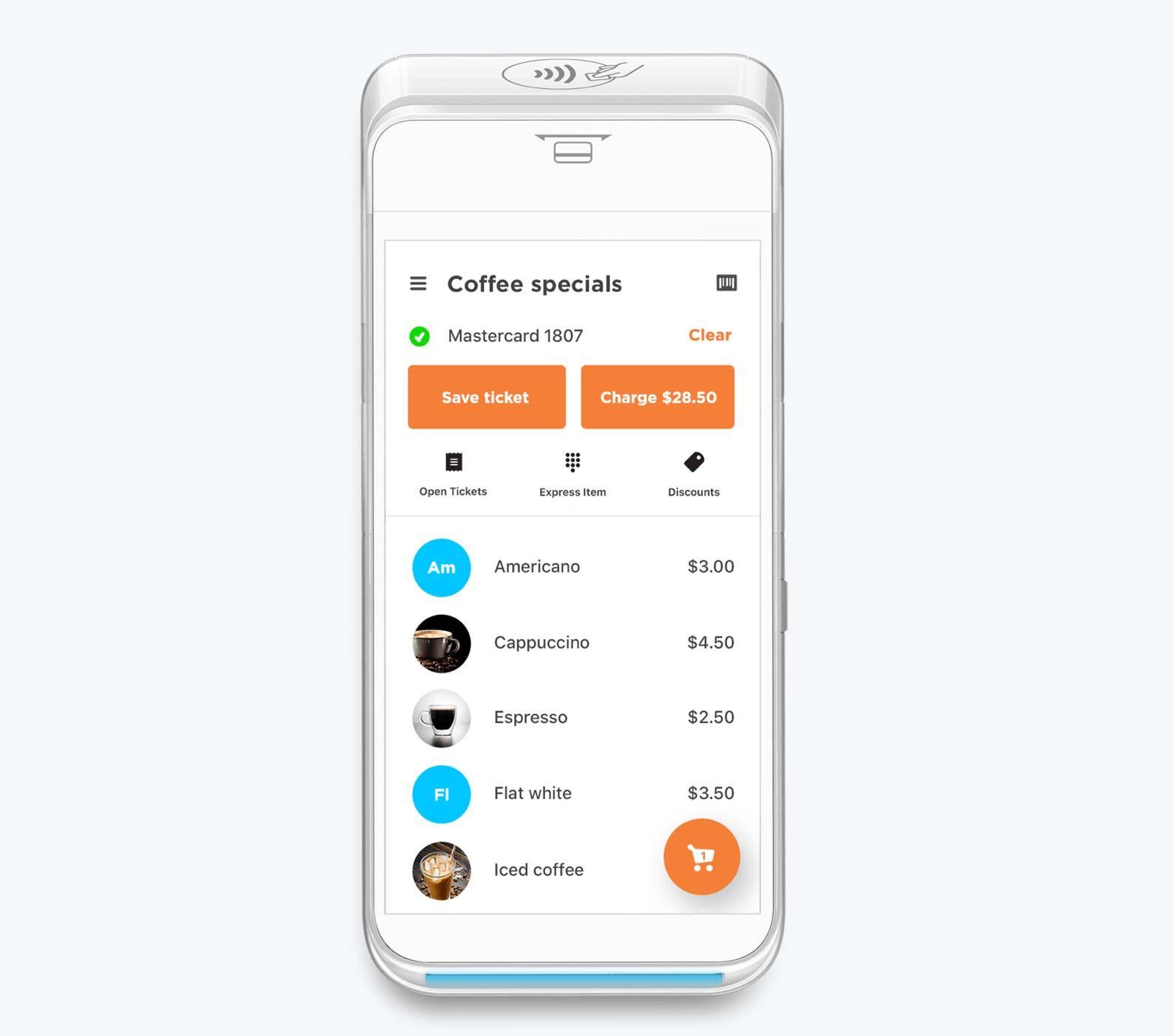 PayAnywhere mobile app
