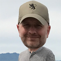 Mike Lindamood headshot