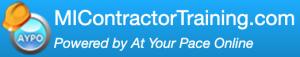 MIContractorTraining.com logo