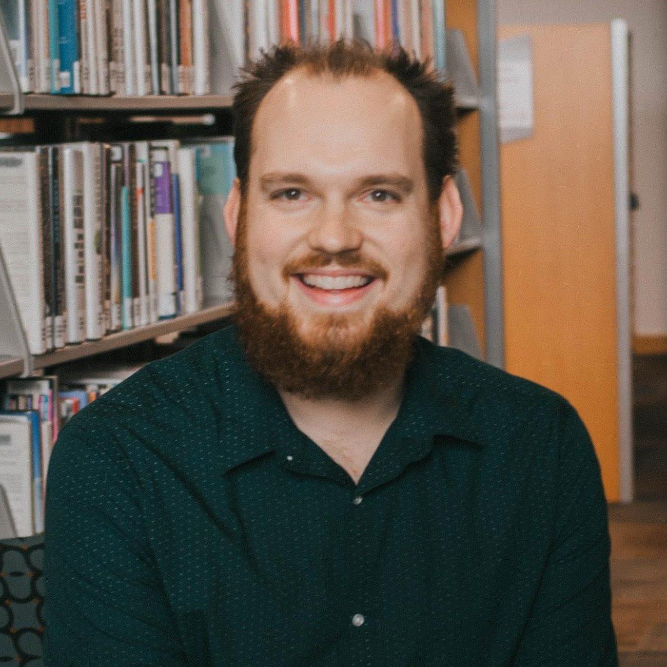 Headshot of Joshua Lisec