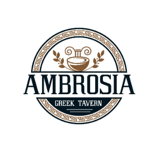 Greek Tavern or Pub Logo - restaurant logo ideas - tips from the pros