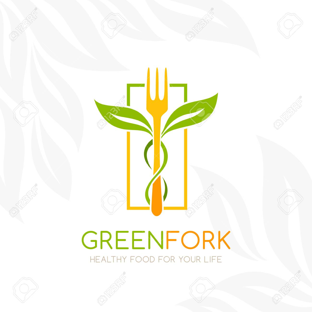 Vegetarian Restaurant Logo - restaurant logo ideas - tips from the pros