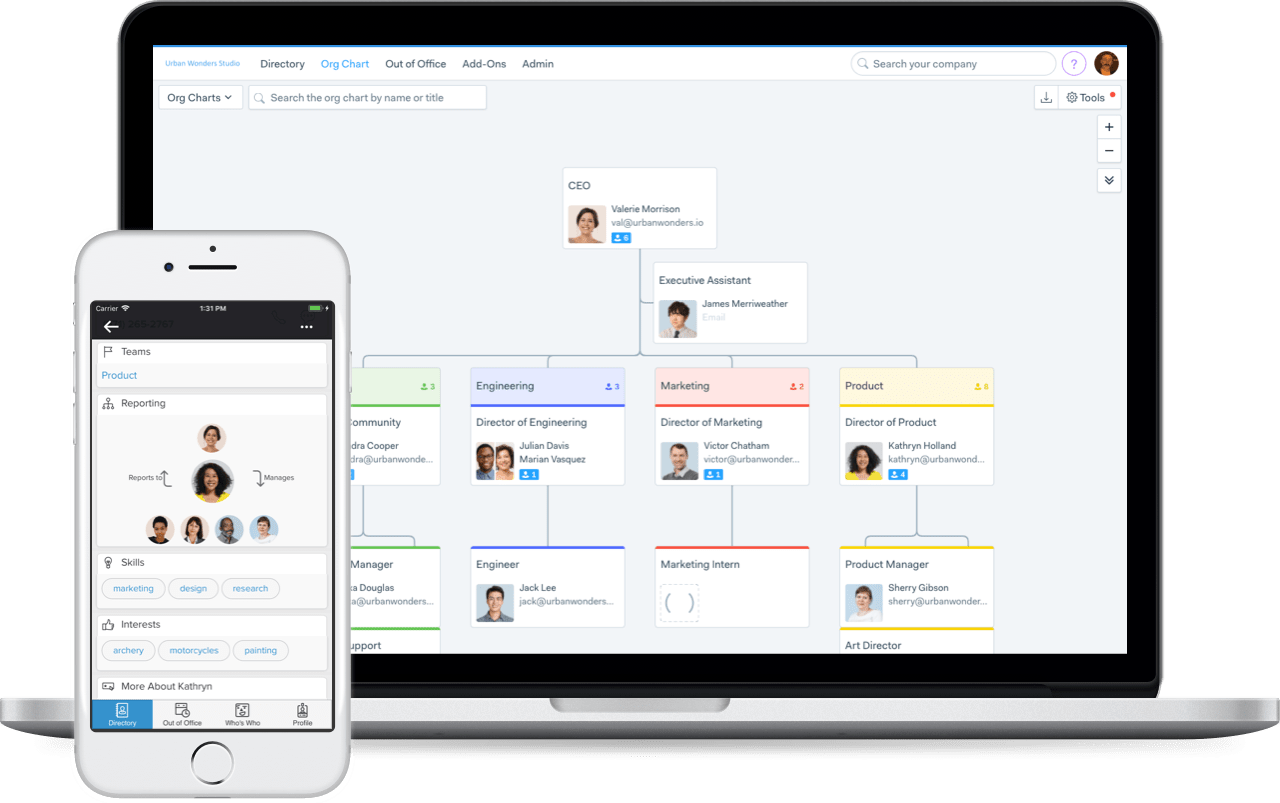 7 Best Org Chart Software for 2019