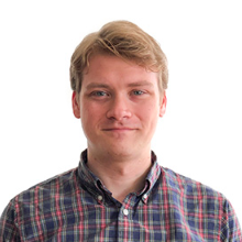 Ian Cogswell, Content Marketing Specialist with Online Optimism
