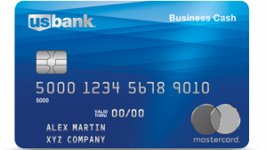 U.S. Bank Business Cash Rewards World Elite™ MasterCard® - business credit cards that don't report to personal credit