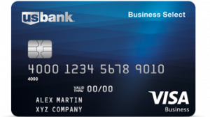 U.S. Bank Business Select Rewards Card - business credit cards that don't report to personal credit