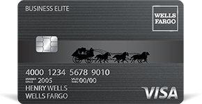 Wells Fargo Business Elite Card® - business credit cards that don't report to personal credit