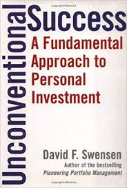 Unconventional Success by David F Swensen