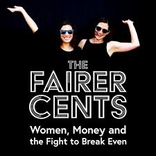 the fairer cents podcast logo