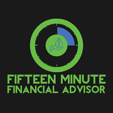 fifteen minute financial advisor podcast logo