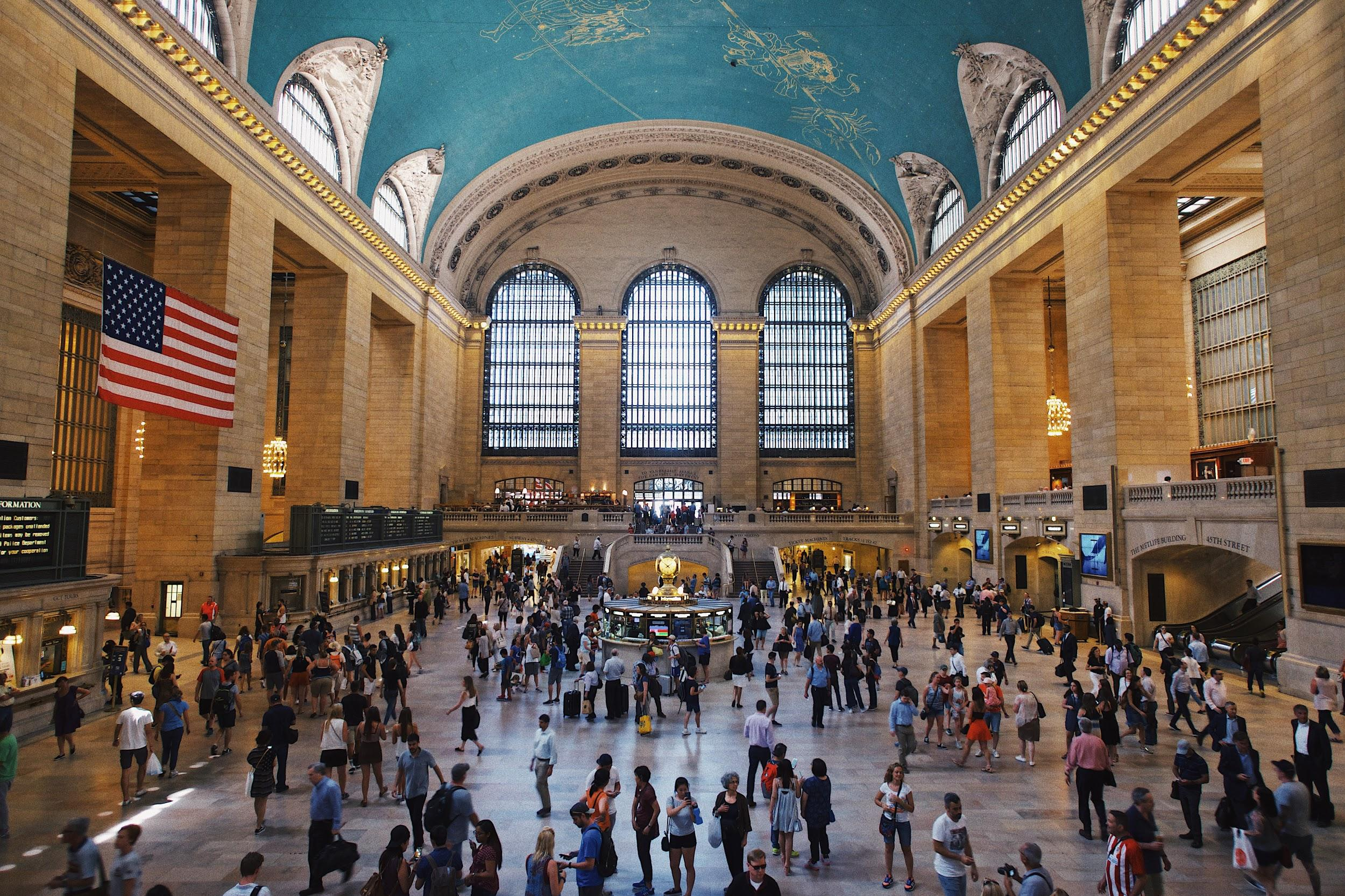 Grand Central Station, New York, New York