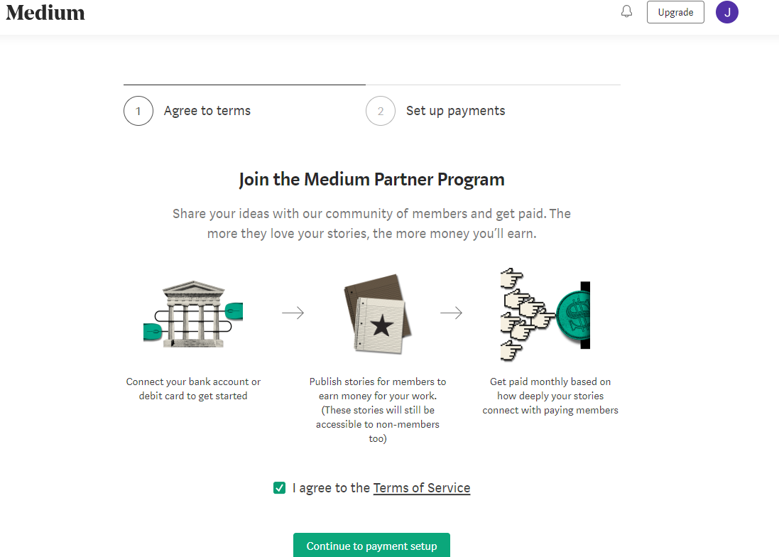 Medium Partner Program