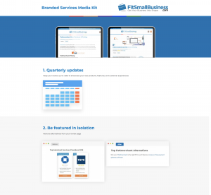 Branding Services Media Kit