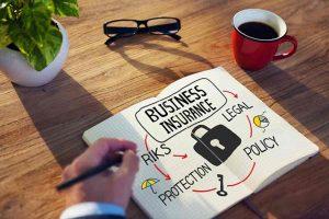 business insurance concept