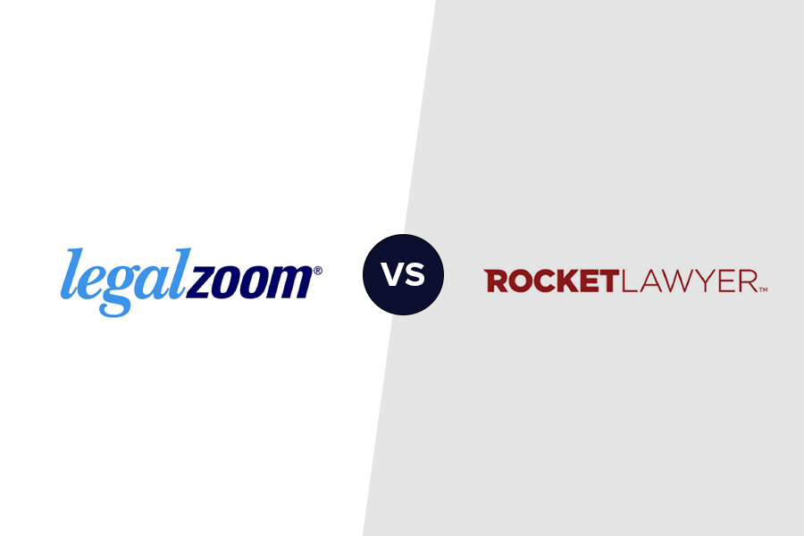 Legalzoom Vs Rocket Lawyer Which Is Best