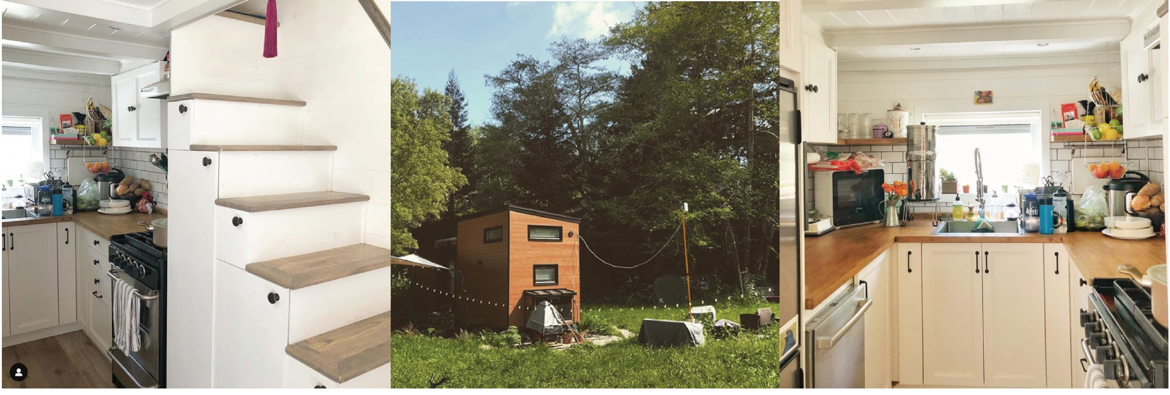 Images from The Tiny Casita Instagram account