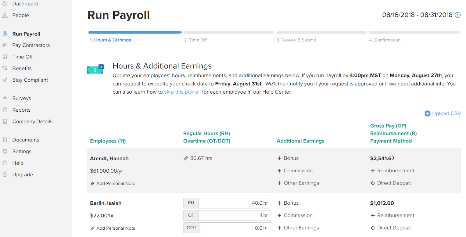 How to Do Payroll in 6 Steps (+ Free Checklist)