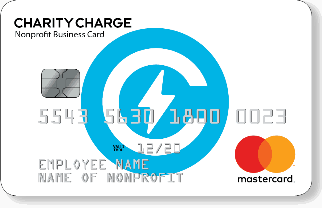The Charity Charge World MasterCard