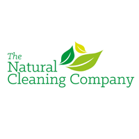the natural cleaning company logo