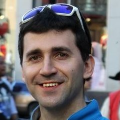 Andrey Korhov, CEO of Sarafan Technology
