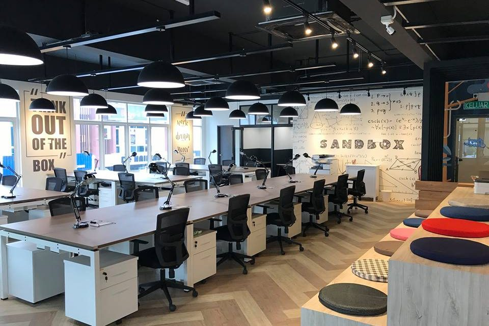 an example of a coworking space