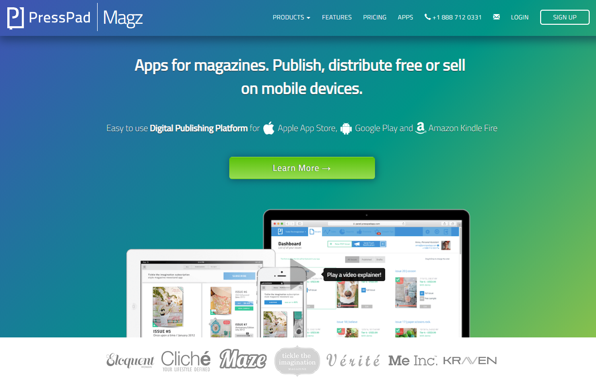 6 Best Digital Magazine Publishing Software Platforms