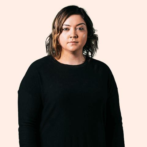 Emma Hunt, Head of Talent with Looka