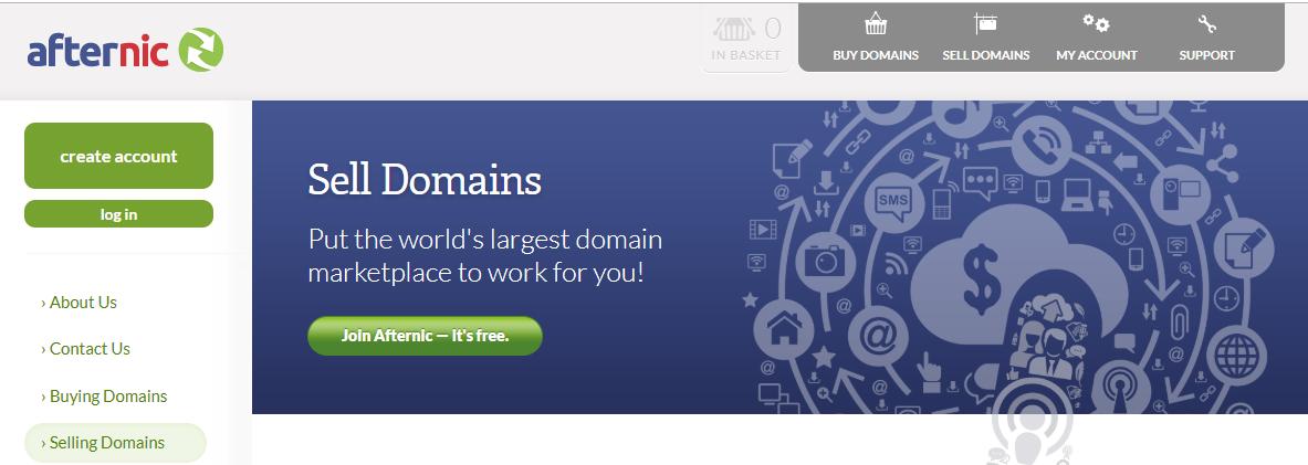 domain flipping