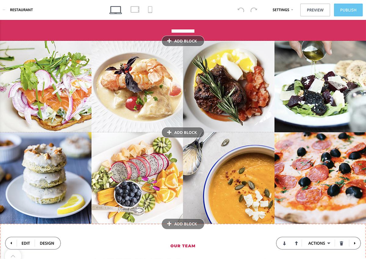 Bitrix24 Online Store & Landing Page Templates - ecommerce crm