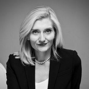 Virginia Case, CEO, STRATAC