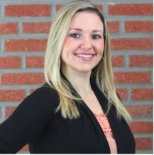 Amanda Brown, Director of Marketing with WebTek URL