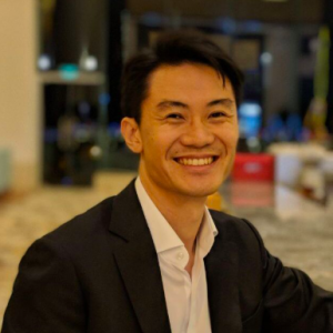 Shawn Lim, Marketing Manager of Tree AMS
