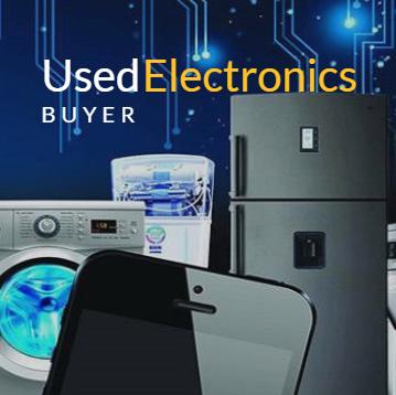 used electronics buyer graphic