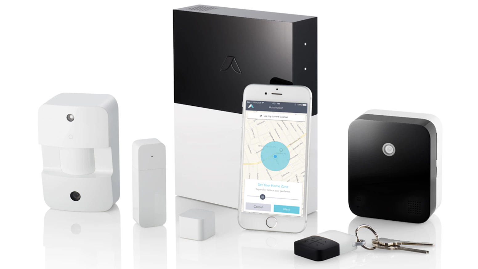 abode smart devices