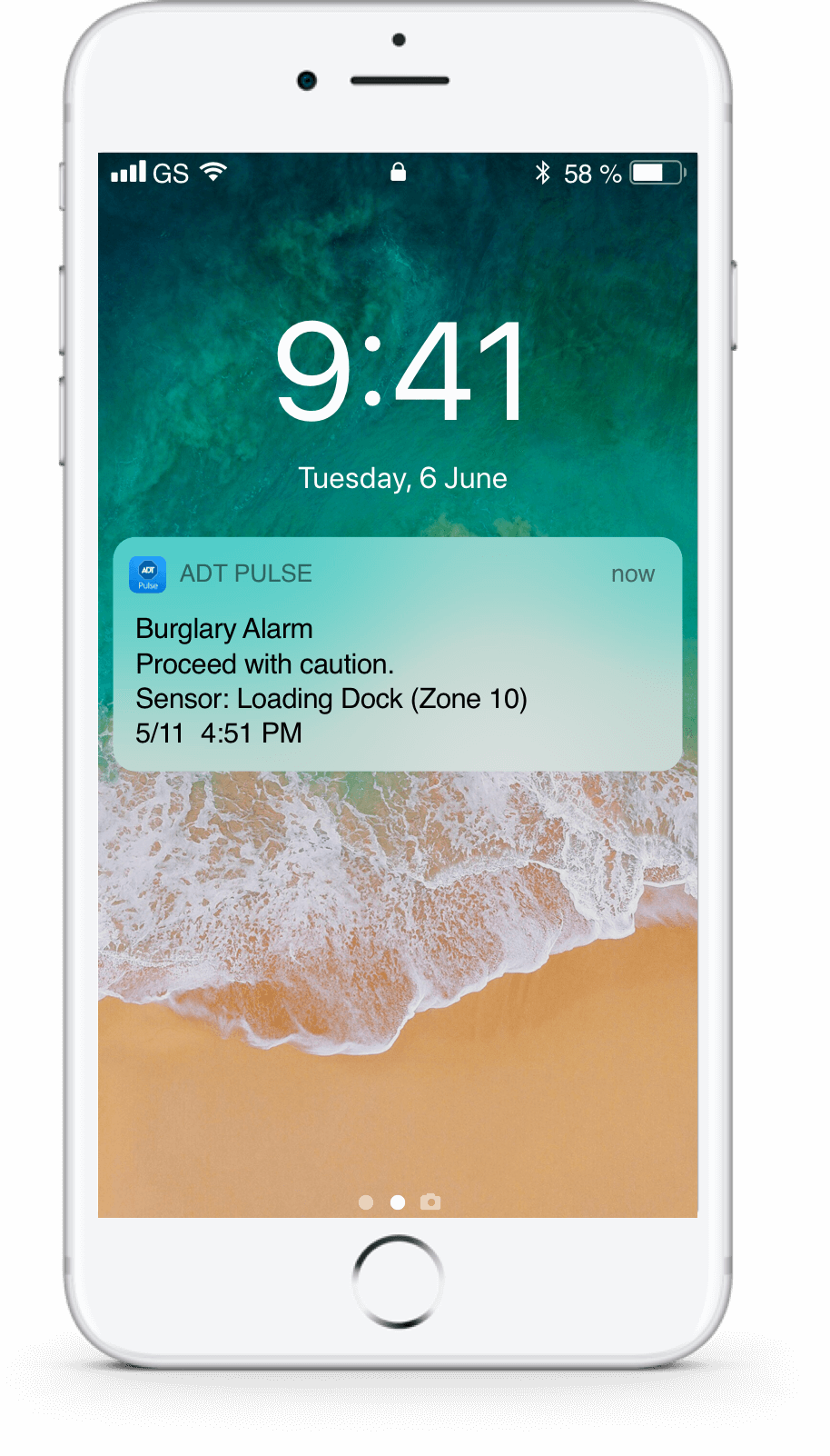 adt mobile app alert