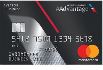AAdvantage Aviator Business Mastercard