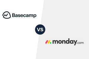 Basecamp and Monday.com